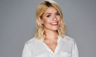 Holly Willoughby among stars sharing Father's Day messages on social media