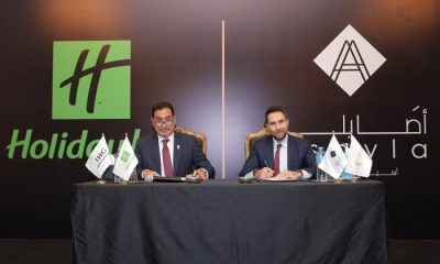 IHG Hotels signs for new Egypt property