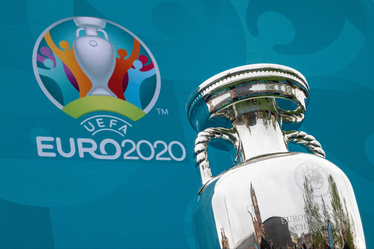 Italian PM wants Euro 2020 final in Rome due to rising UK Covid rates