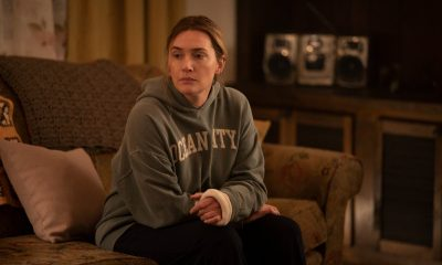 Kate Winslet says nude scenes as young actress were 'scary'