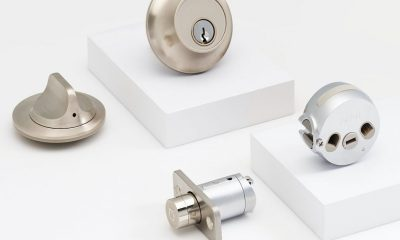 A Level Lock and all its parts