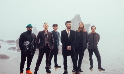 Maroon 5 - JORDI review: a superficial journey through the Top 40