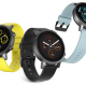 The TicWatch E3 in multiple colors