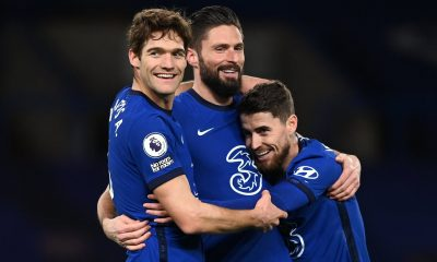 Olivier Giroud staying at Chelsea FC after club confirm contract was extended in April