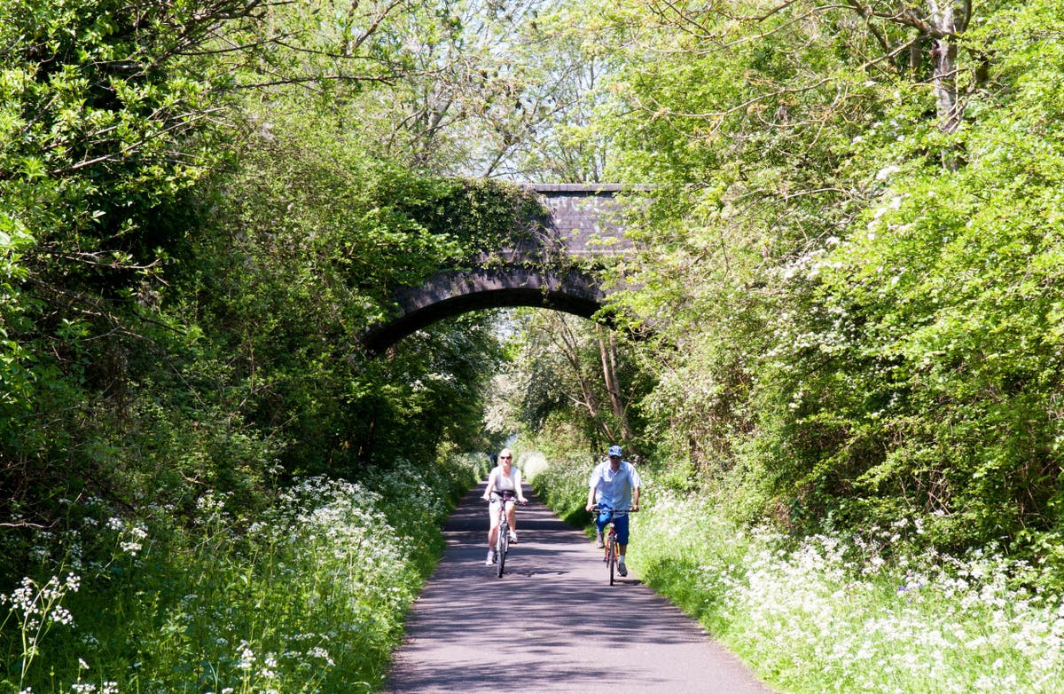 On yer bike: best cycling holidays in the UK