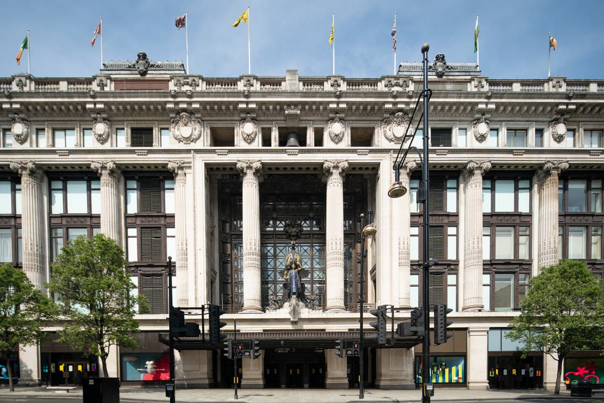 Owner of Selfridges moots £4bn sale of the famous retail group