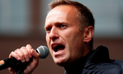 Raab condemns 'perverse' ban on Russian opposition Navalny's group
