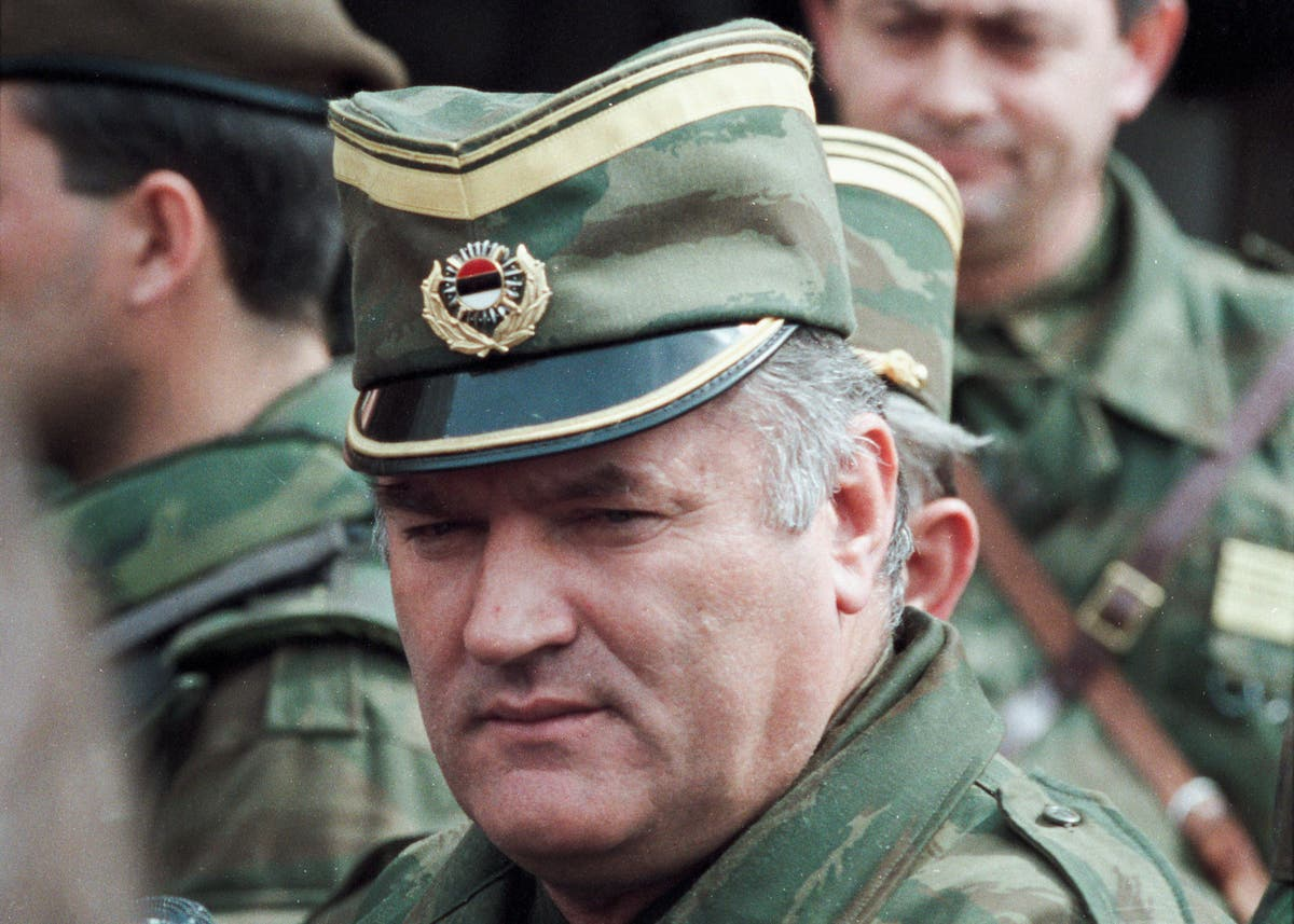 Ratko Mladic loses appeal against genocide and war crimes convictions