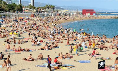 Number of tourists visiting Spain slowly recovers as restrictions ease