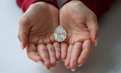 Sotheby's to accept cryptocurrency for payment of rare diamond