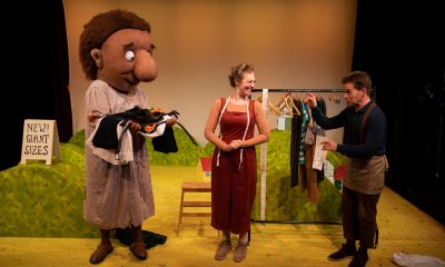 The Smartest Giant in Town review: Fairy tale return for theatre