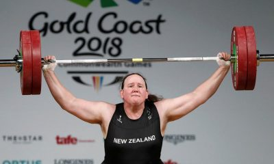 Weightlifter will be first transgender athlete to compete at Olympics
