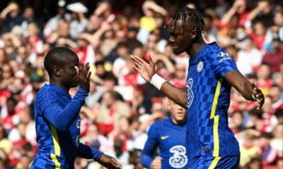 Arsenal defensive mistakes see Chelsea FC claim friendly bragging rights in Ben White first game