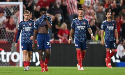 Arsenal player ratings: Tough debut for Ben White; rest of defence awful at Brentford