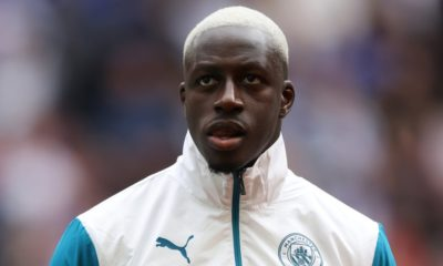 Benjamin Mendy suspended by Man City after being charged by police