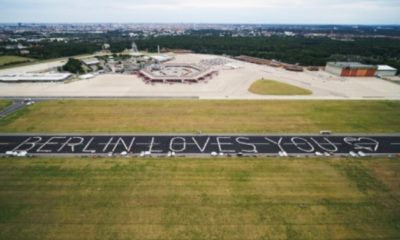 Berlin seeks to reopen to guests with new campaign