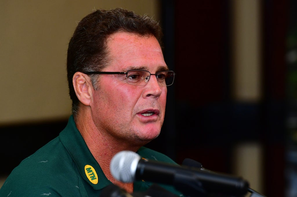 British and Irish Lions: South Africa director of rugby Rassie Erasmus faces misconduct hearing for criticising officials