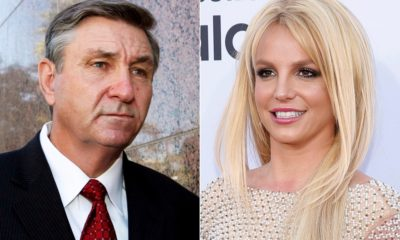 Britney Spears's father 'agrees to step down from conservatorship'