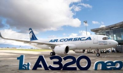 Commercial aircraft demand drives Airbus into black