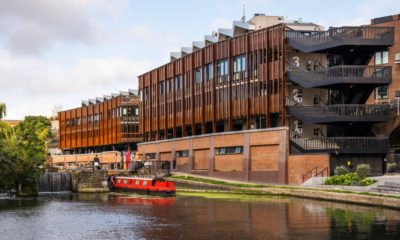Camden's huge Hawley Wharf development opens for Bank Holiday weekend