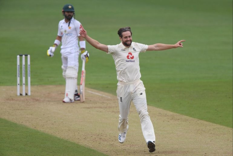Chris Woakes set to return to England squad ahead of fourth India Test if he passes Blast audition