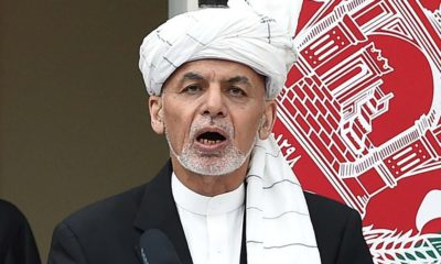 Ex-Afghan President: I left to avoid bloodshed and didn't take cash