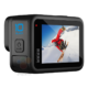 """A leaked image of the GoPro HERO10 Black. It has a big """"10"""" on its side, but there aren't any other notable design changes."""