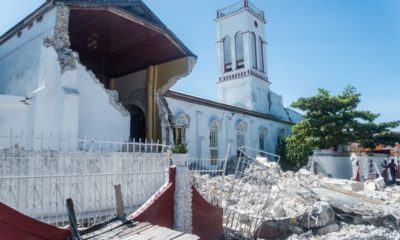 Haiti earthquake: 16 pulled from rubble 3 days after quake