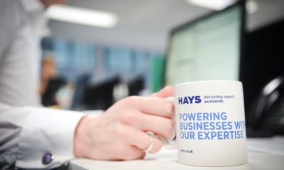 Hays boss: 'War for talent' means firms have to offer flexible working