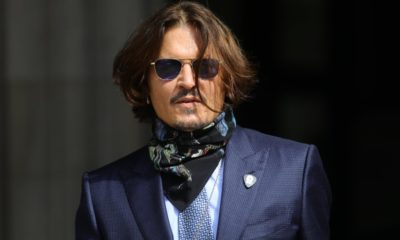 Johnny Depp to receive lifetime achievement award from top film festival