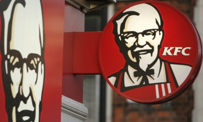 KFC branches warn of missing menu items as supply crisis hits chicken chain