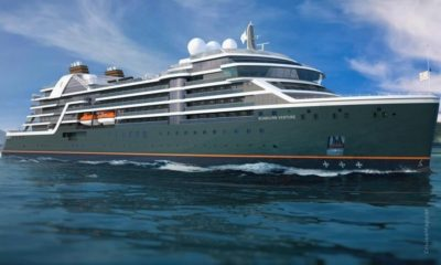 Launch of Seabourn Venture delayed until 2022