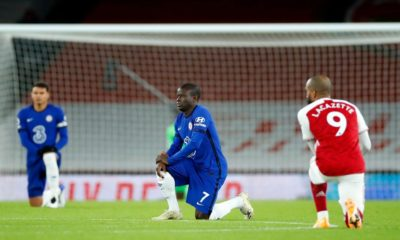 Premier League players will continue to take the knee during 2021-22 season 'as symbol of unity against all forms of racism'