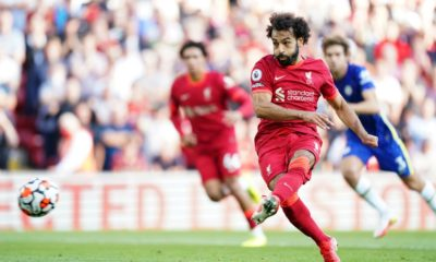 Liverpool 1-1 Chelsea FC: Premier League rivals share the points after penalty drama at Anfield
