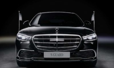 2022 Mercedes S680 Guard 4MATIC Front View