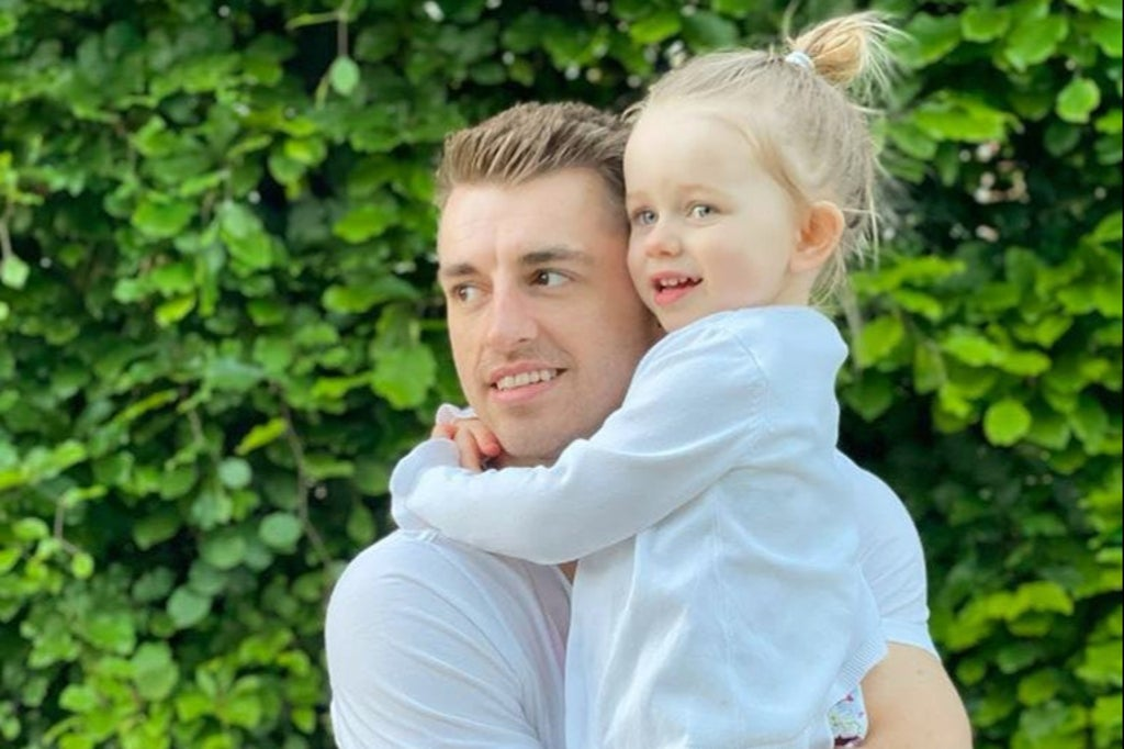 My little girl is more interested in Paw Patrol, says Whitlock