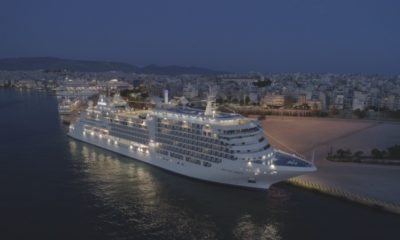 Naming ceremony held for Silver Moon in Greece