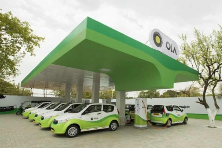 Ola Electric Planning To Launch Electric Car In Next 2 Years