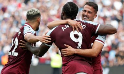 Pablo Fornals thanks West Ham squad and coaching staff after first Spain call-up