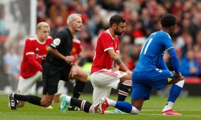 Premier League to release video encouraging supporters not to boo players taking the knee