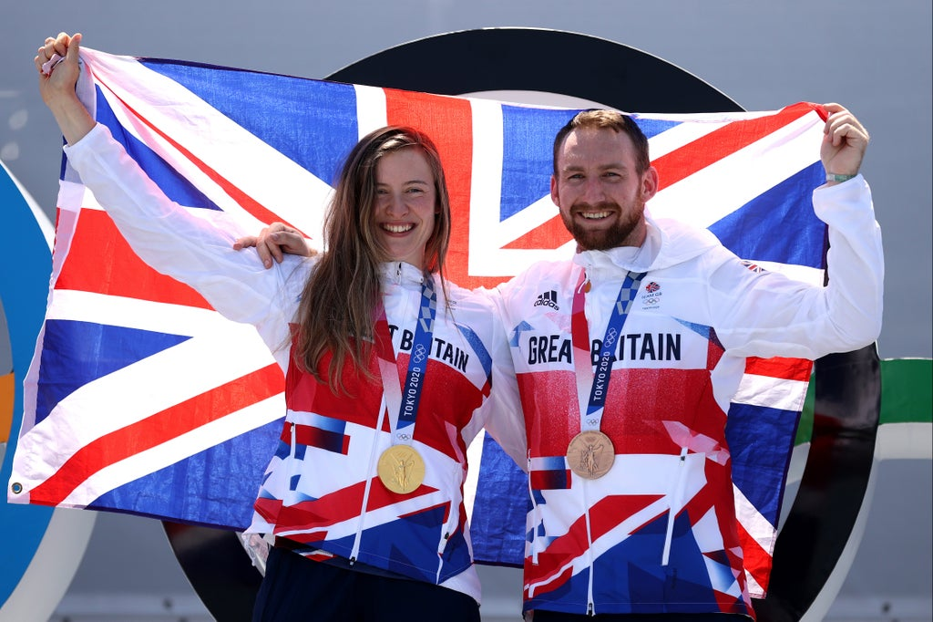 Tokyo Olympics 2021 LIVE! Day Nine latest updates - more BMX gold for Team GB as swimmers make history