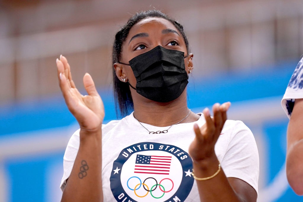 Tokyo Olympics: Simone Biles set for return to action in balance beam final, Team USA confirm