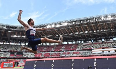 Tokyo Olympics: What you may have missed overnight on Day Ten as Tentoglou claims dramatic long jump gold