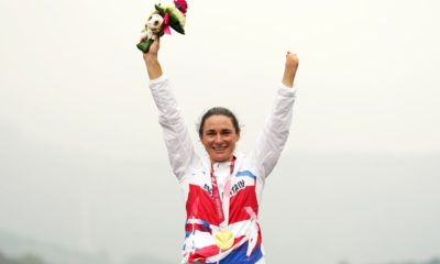 Tokyo Paralympics: Sarah Storey becomes joint most successful British Paralympian with 16th gold