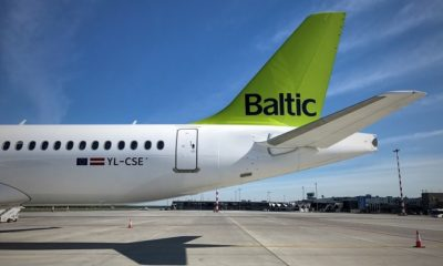 airBaltic stays in the red for first half of the year