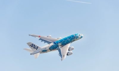 Airbus joins DAX40 index in Germany
