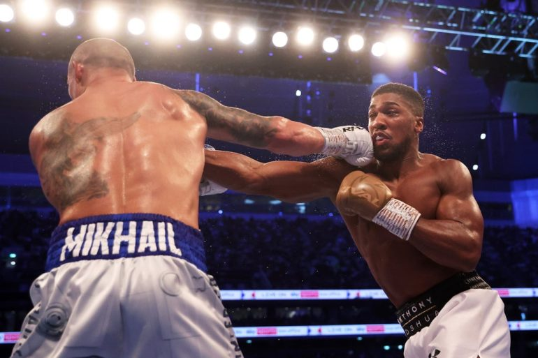 Anthony Joshua confident of winning back belts with Oleksandr Usyk rematch looming for February 2022