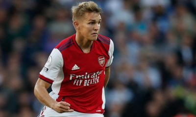 Arsenal player ratings vs Tottenham: Odegaard sublime in north London derby win as front four shine