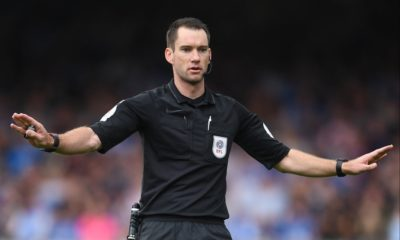 Australian Jarred Gillett to become first overseas official to referee in Premier League