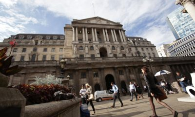 Bank of England holds rates at record low, but inflation fears grow